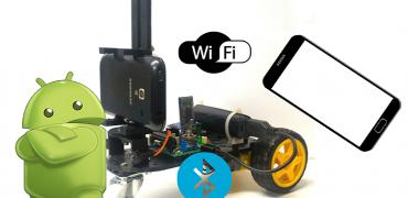 Robot Car Camera