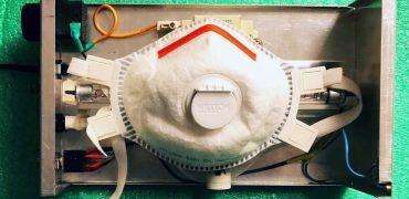 Sterilizzatore UV per mascherine anti-coronavirus