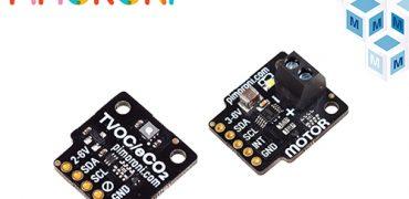 Da Mouser un'ampia gamma di breakout board di Pimoroni per Raspberry PI