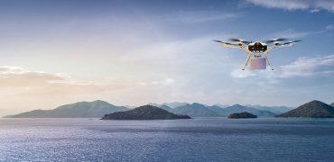 Le Prime Celle  a Combustibile a Idrogeno in Commercio per l'alimentazione di Droni utilizzati in Missioni Umanitarie