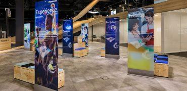 Il gigante della tecnologia apre il Customer Experience Center (CXC) a Monaco