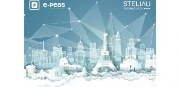 E-PEAS & Steliau Technology annunciano la partnership per promuovere componenti di raccolta dell'energia